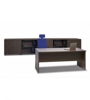 Mesa de oficina basic 180*80*74 cm.