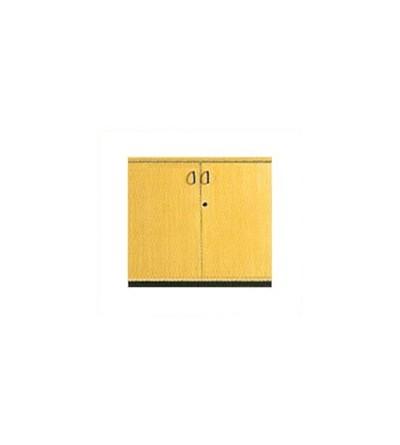 Mueble de oficina pequeño con puertas 74*80*40