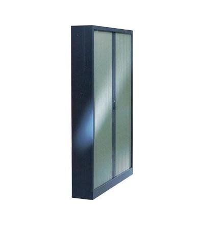 Armario de persiana con puertas verticales