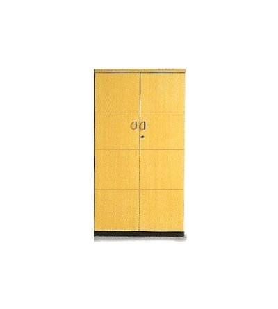 Mueble de oficina mediano con puertas 148*80*40