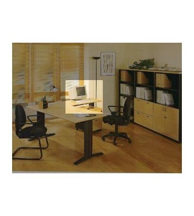 Ala de mesa de oficina  120*60*74