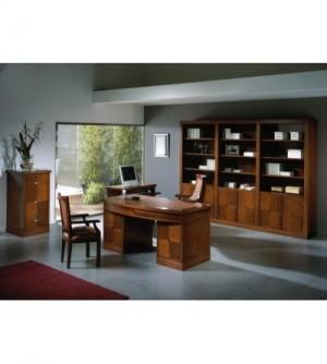 Mesa de despacho estilo clásico composición nº 19